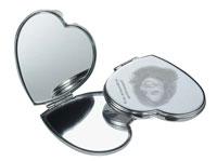 graviravimas ant veidrodėlio