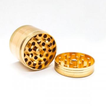 Grinderis, auksinės spalvos