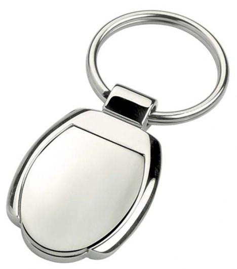 Mažas elegantiškas raktų pakabukas