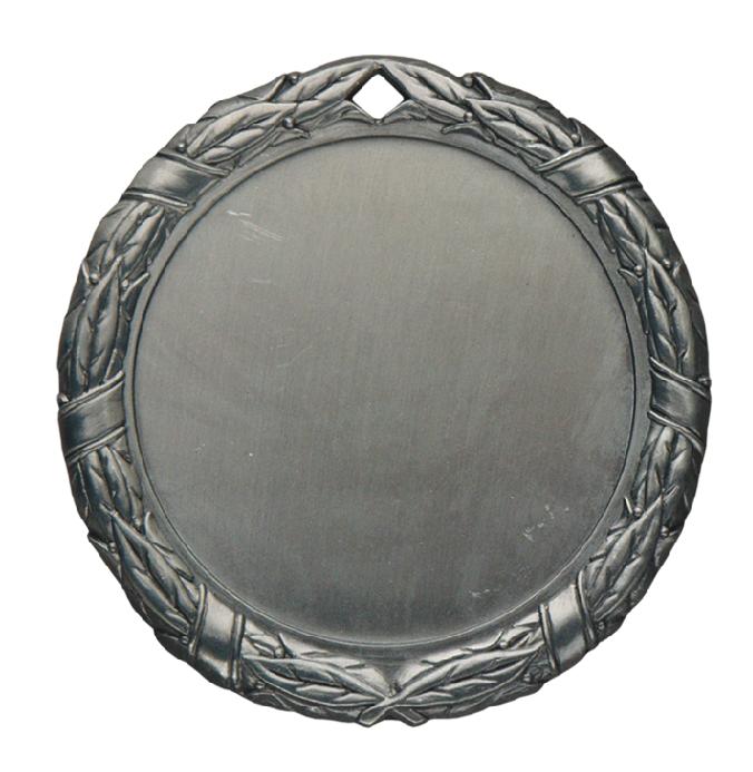 Sidabro spalvos jubiliejinis medalis