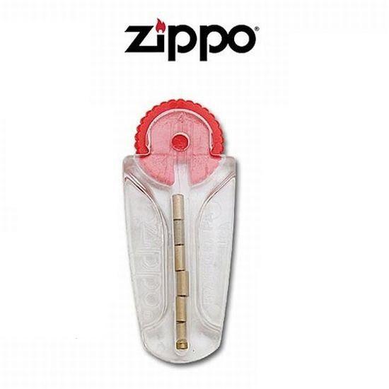 Zippo akmenukai