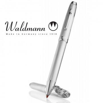 Waldmann Epoque sidabrinis rašiklis, 925 praba