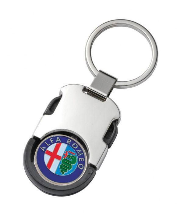 "Automobilio pakabukas ""Alfa Romeo"""