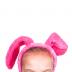 Rožinės spalvos kiškio ausys