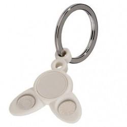 """Balansinis """"Balance 3000"""" raktų pakabukas, spalva balta"""