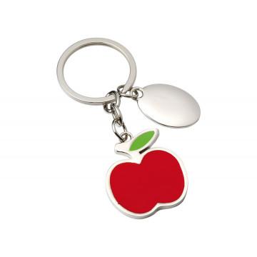 """Raktų pakabukas """"Raudonas obuoliukas"""""""