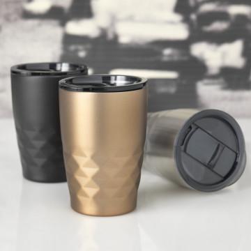 Elegantiški vakuuminiai variniai termo puodeliai