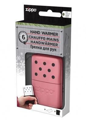 Zippo mažas šildytuvas, rožinis
