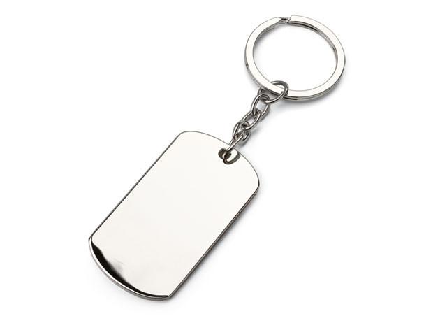 ID formos raktų pakabukas