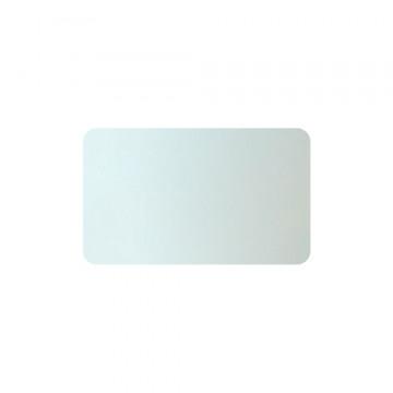 Sidabrinės spalvos metalinė lentelė