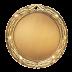 Aukso spalvos jubiliejinis medalis
