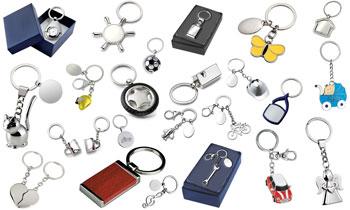 raktų pakabukai